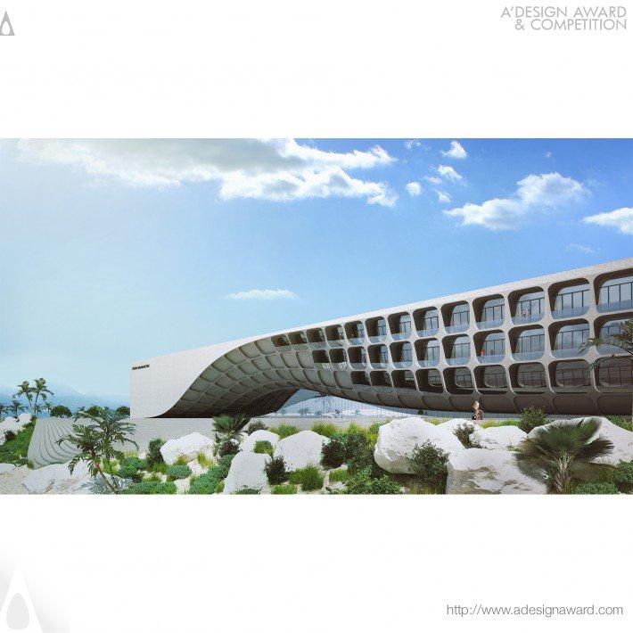 Chabahar Hotel (Leisure & Hospitality Design)