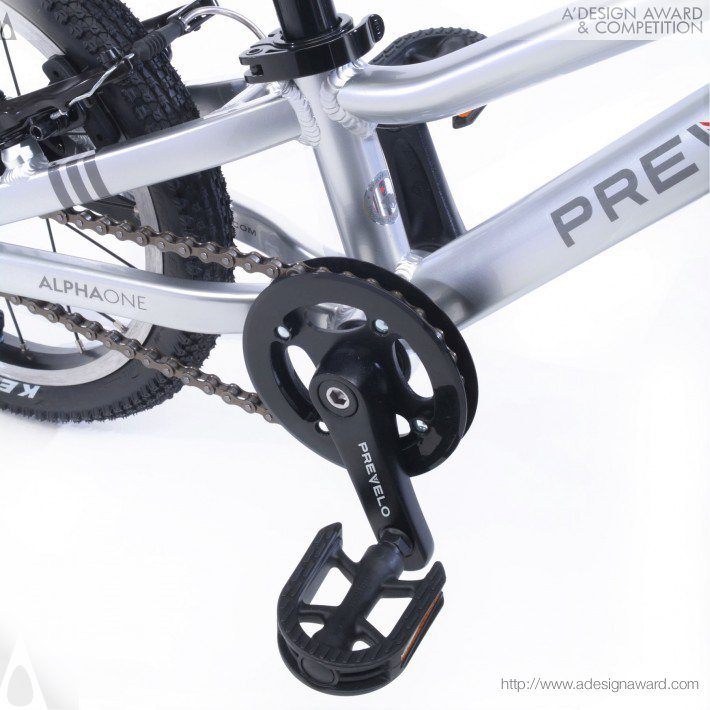 Prevelo Alpha One (Bicycle For Children Design)