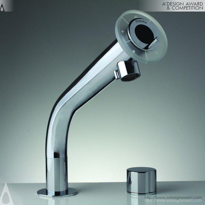Miscea Kitchen (Sensor Faucet Design)