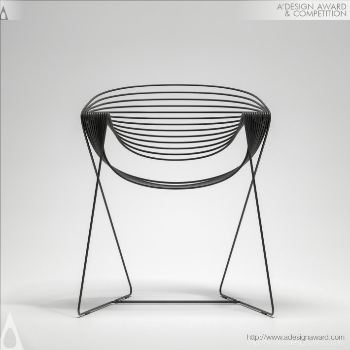 Robby Cantarutti - Filoferru Outdoor Chair