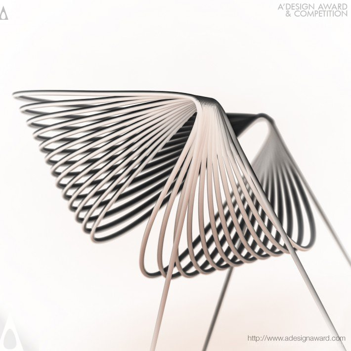 Filoferru (Outdoor Chair Design)
