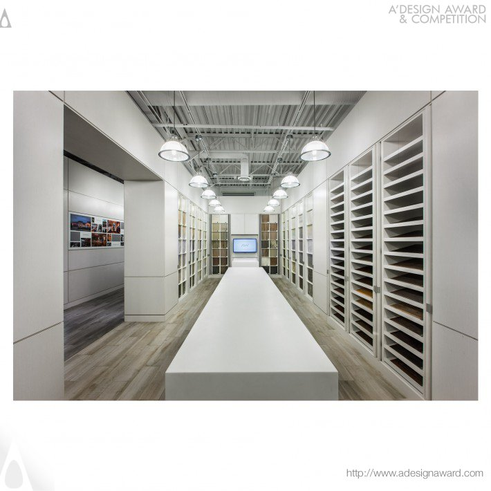Retail Showroom by Cecconi Simone