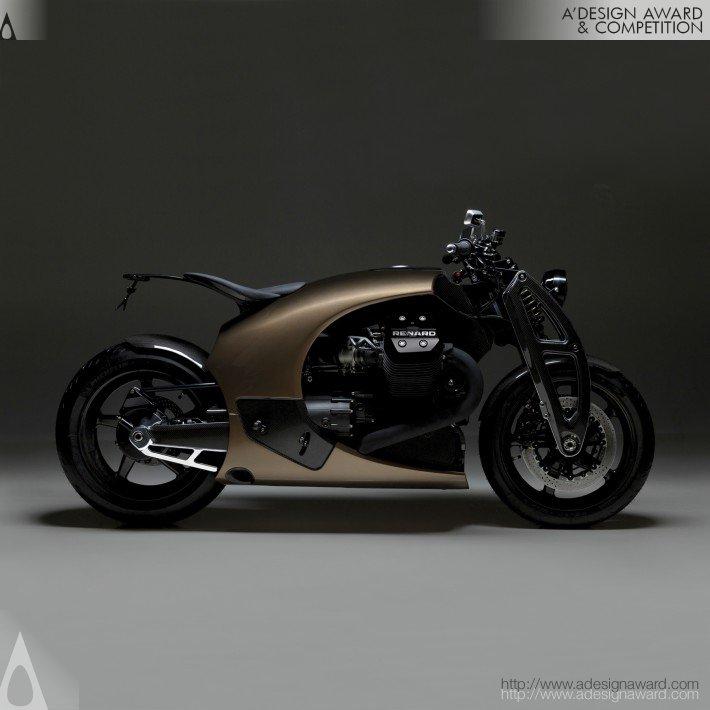 Renard Gt (Motorcycle Design)