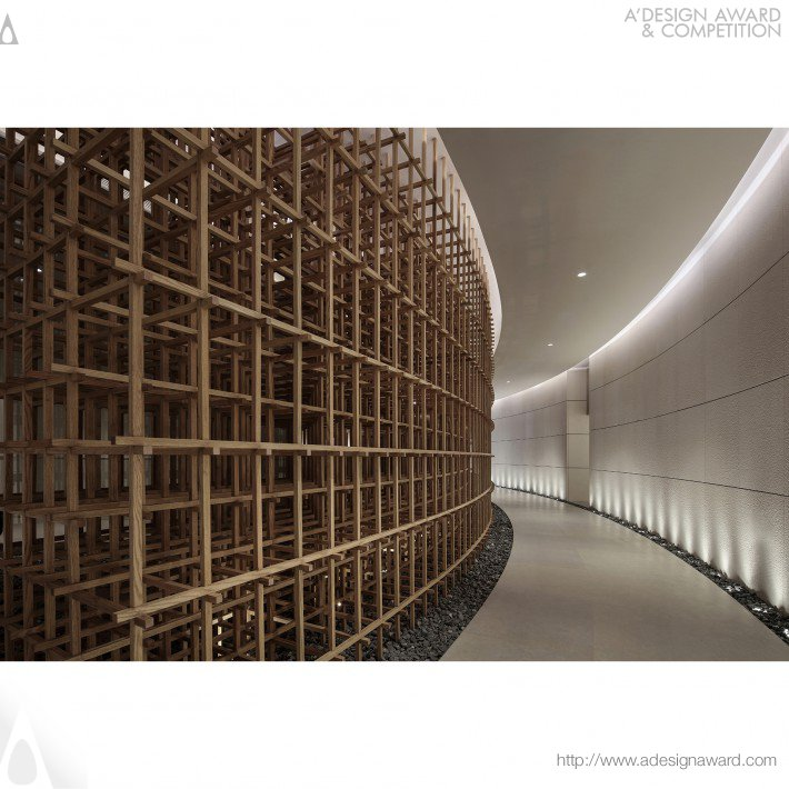 Experience Center by CCD / Cheng Chung Design (HK) Ltd