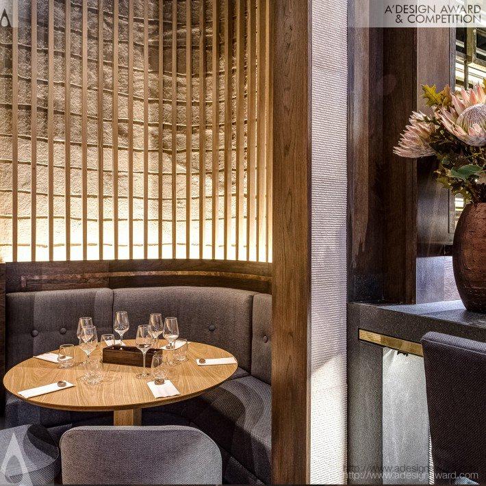 Anzu (Restaurant Design)