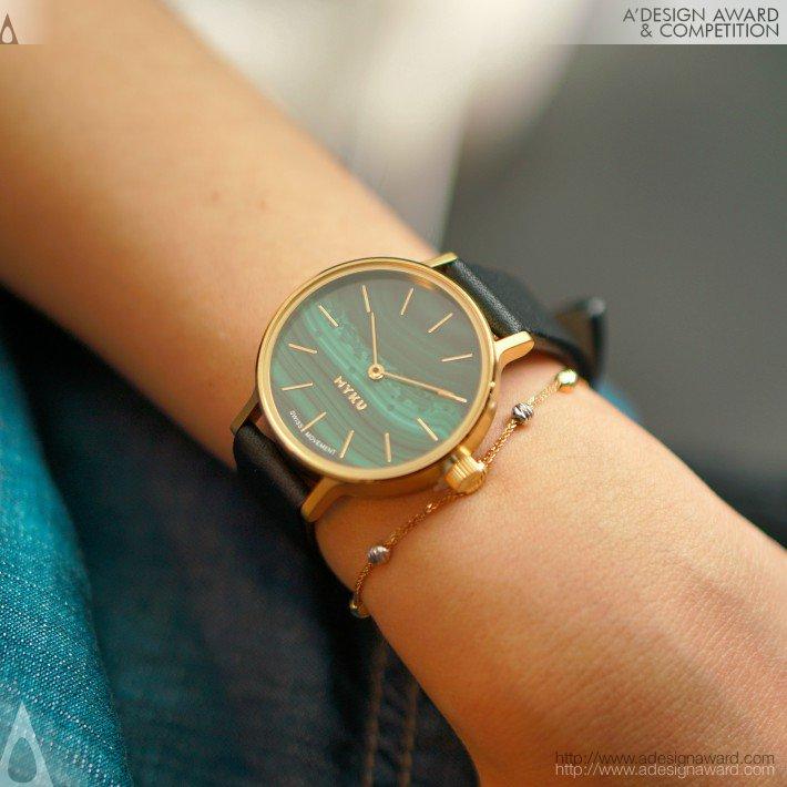 Elemental Classic Series Ii (Semi Precious Timepieces Design)