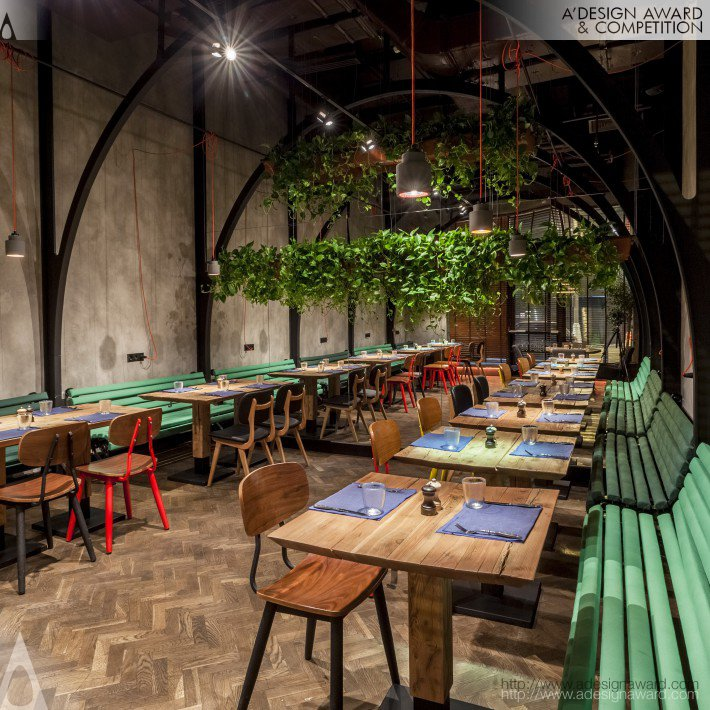 A\' Design Award and Competition - Images of Restaurant ...