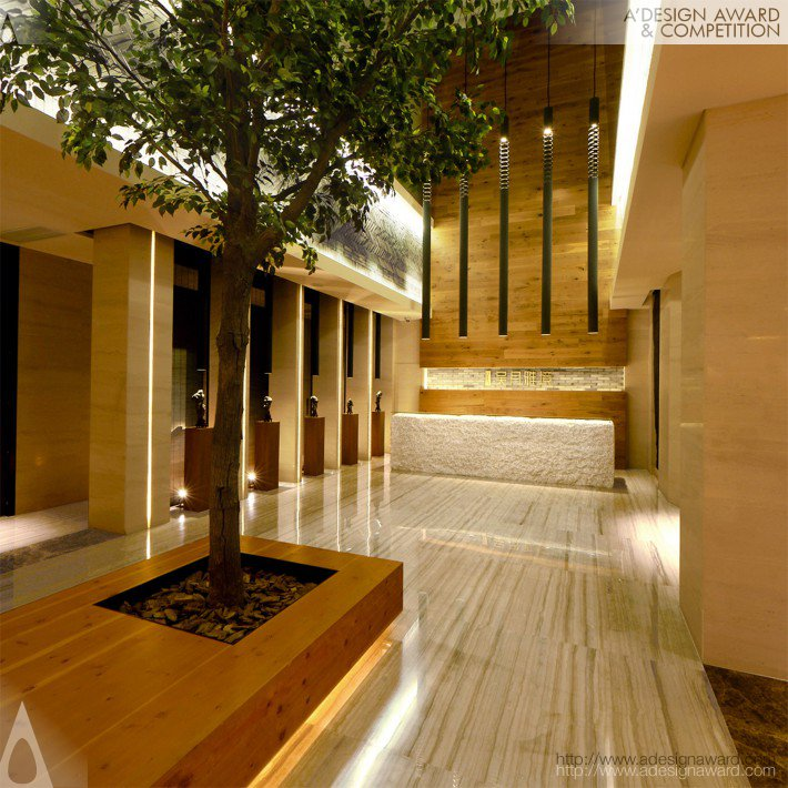 Moonlit Garden Wuxi (Sales Center Design)
