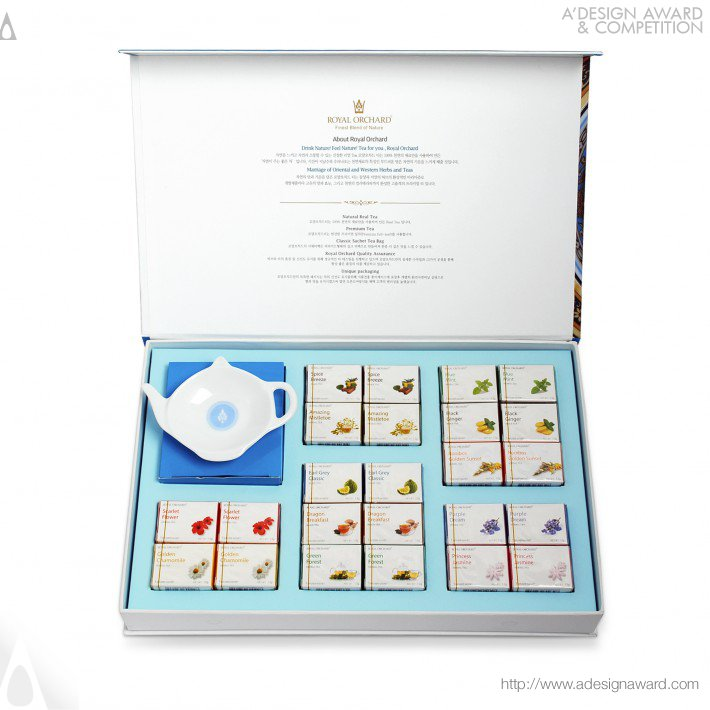 Hisu Jeong - Grand24 Tea Package
