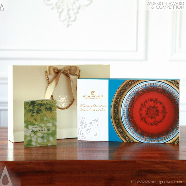 Hisu Jeong Tea Package