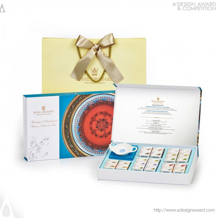 Grand24 Tea Package by Hisu Jeong
