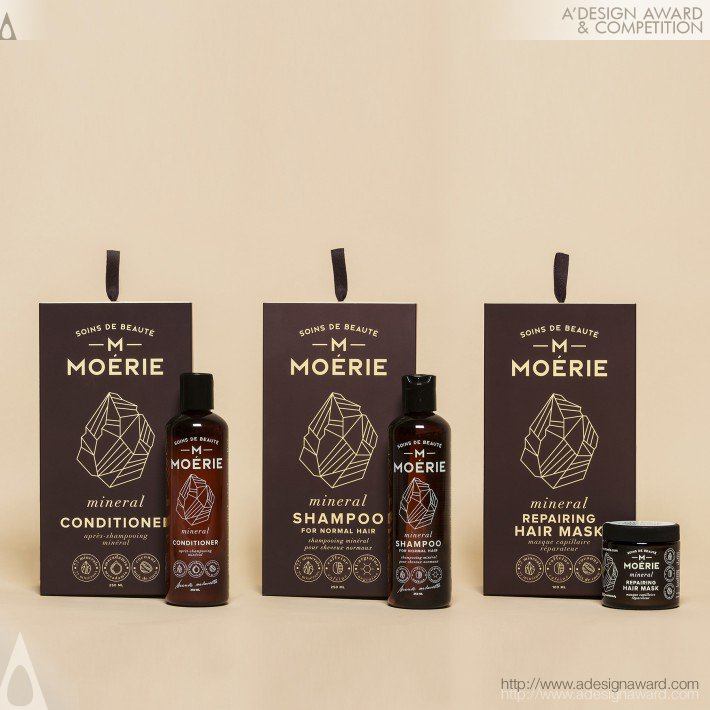Motiejus Gaigalas - Moerie Beauty Care Products