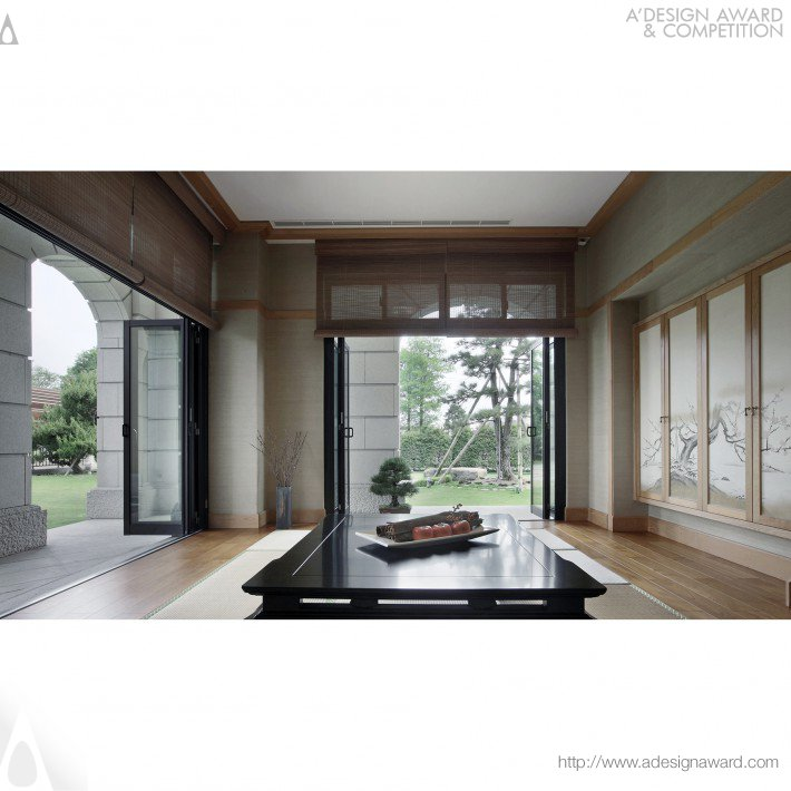 Che-Tsung Chang Interior Design of Residence