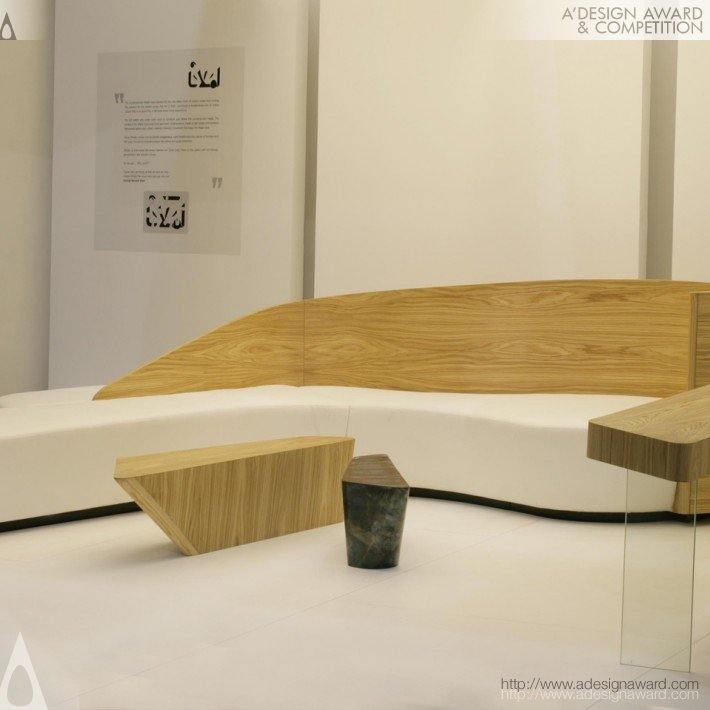 Rania M Hamed Seating Area
