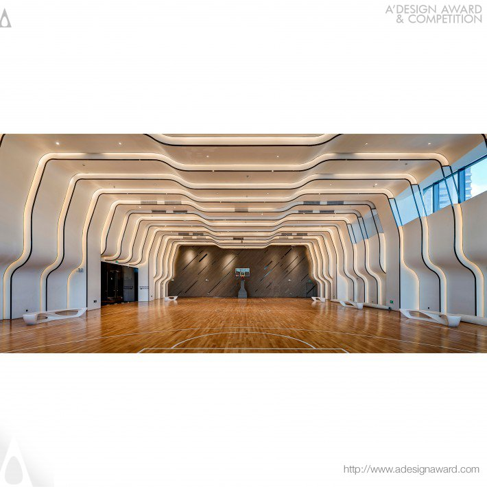 Times Ocean Club House (Entertament Design)