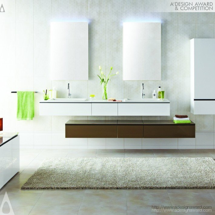 White House (Bathroom Furniture Set Design)