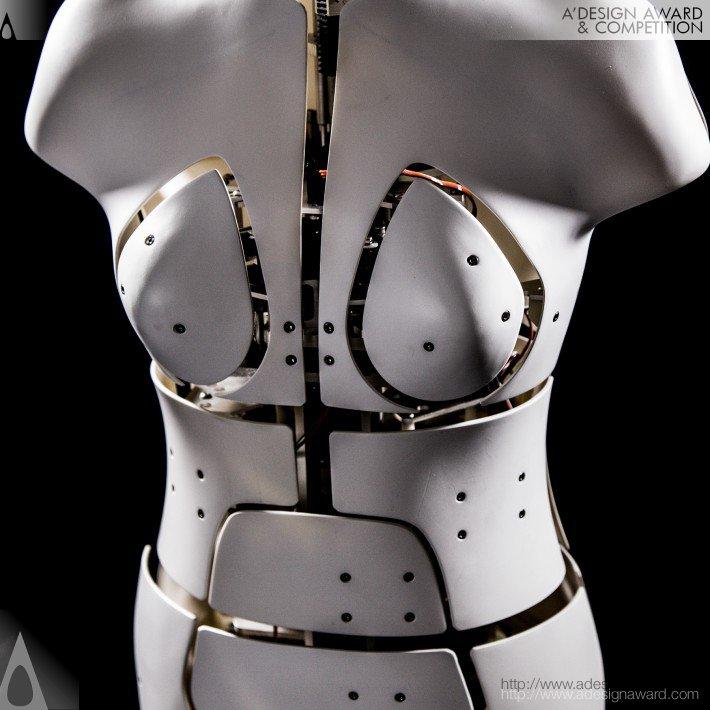I.dummy (Innovative Fitting System Design)