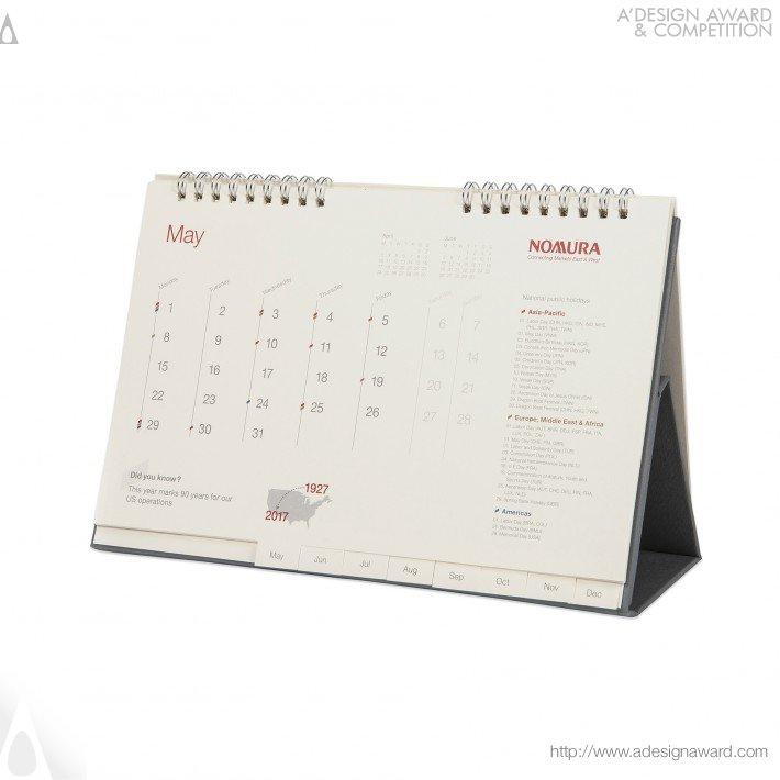 Techo (Calendar Design)