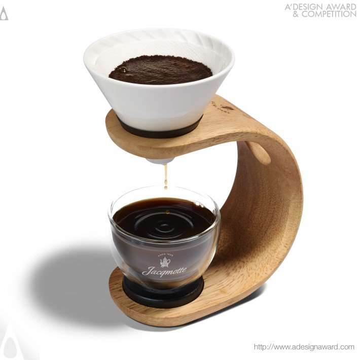 A Design Award and Competition - Jacqmotte Slow Drip Coffee Maker Coffee Maker Press Kit