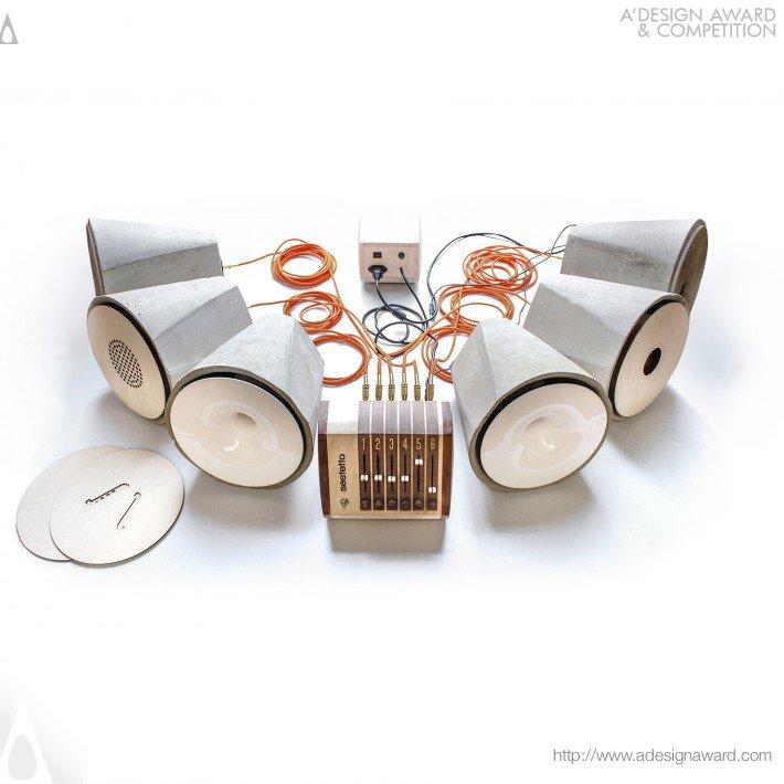 Sestetto (Speaker Orchestra Design)