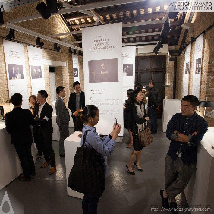 Connect, Create, Collaborate (Exhibition Design)