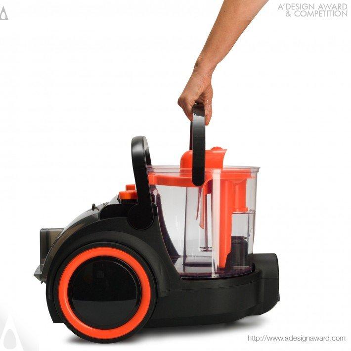 Wipe'n Vacuum (Hard Floor Cleaner Design)