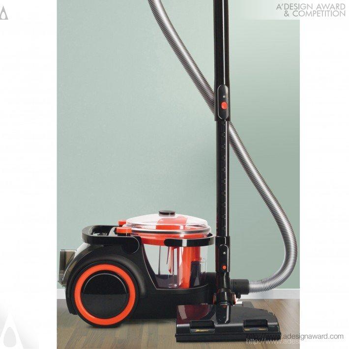 vacuum hard floor cleaner by yasemin ulukan
