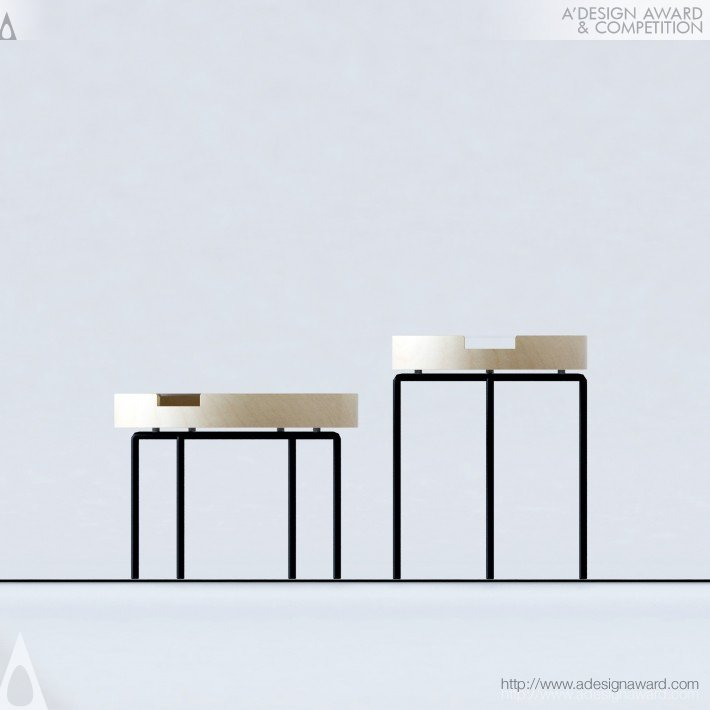 Perkins (Side and Coffee Tables Design)