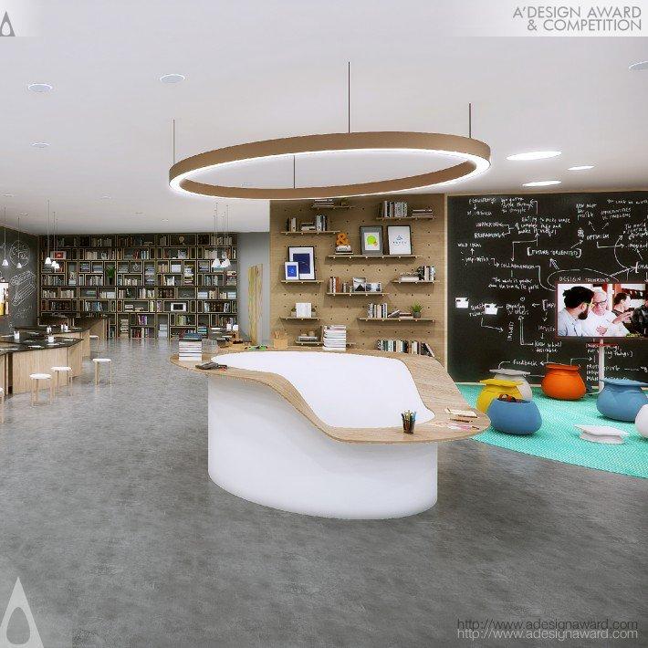 Shanghai Library (Space Design)