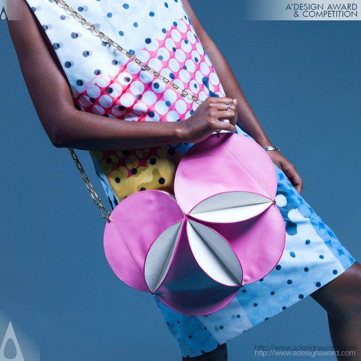 Flower Bag (Handbag Design)