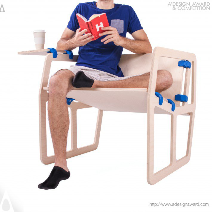 Playwood Connector (Playwood Is Modular Furniture System Design)