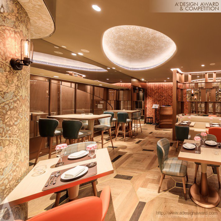 Operetta (Restaurant Design)