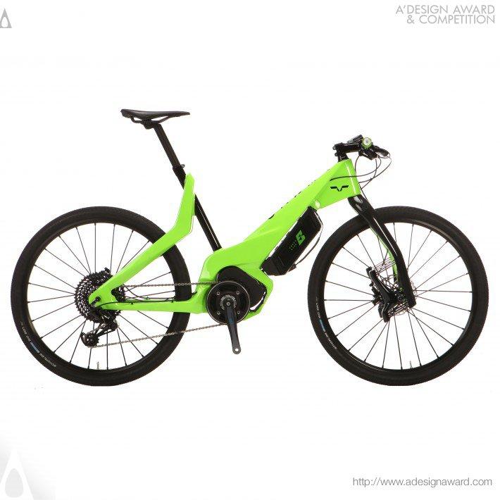 Verzo Eco I1 (Electric Bicycle Design)
