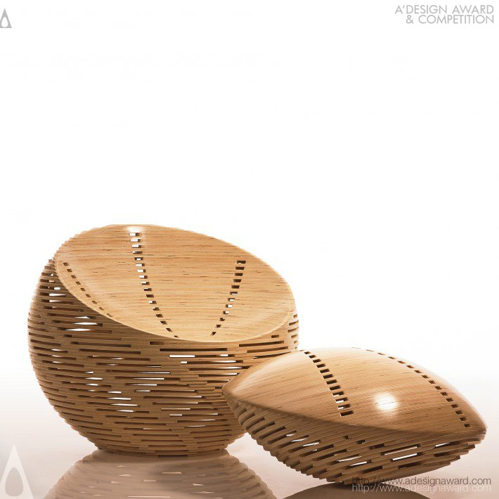 Ben Preston - Strata Chair