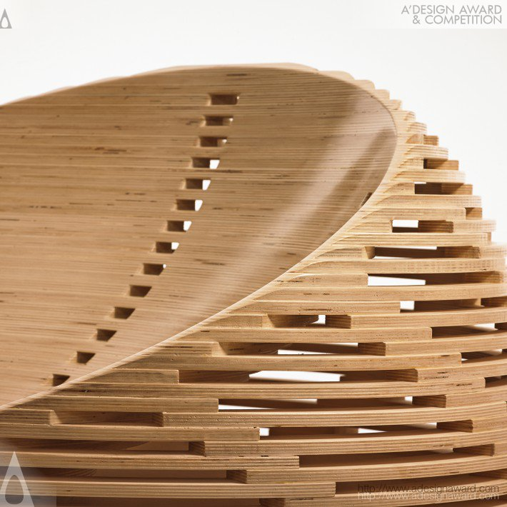 Strata (Chair Design)