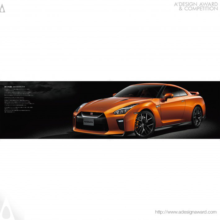 Nissan Gt-R Brochure by E-graphics communications