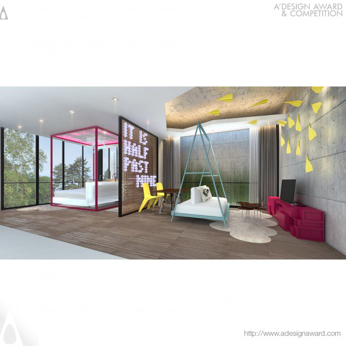 108t Playhouse (Boutique Hotel Design)