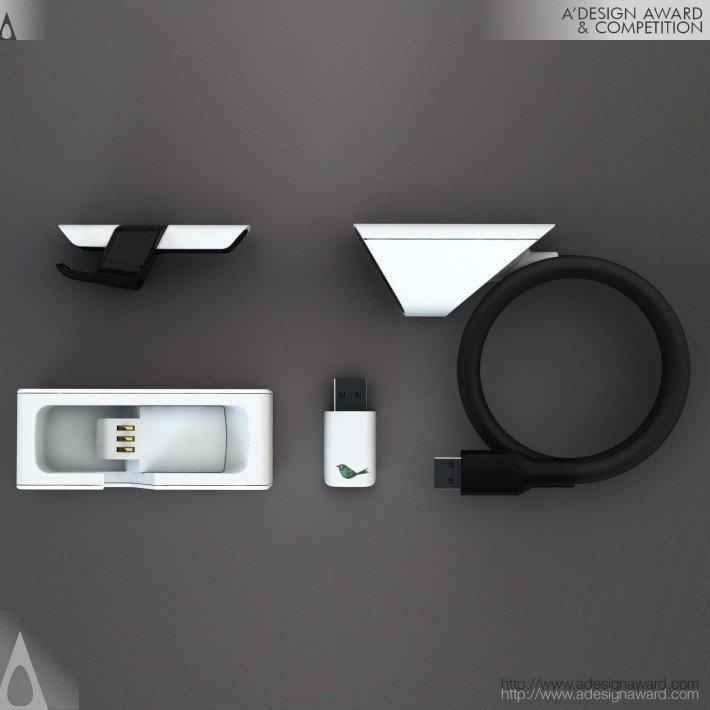 Bird (Wearable Input Device Design)