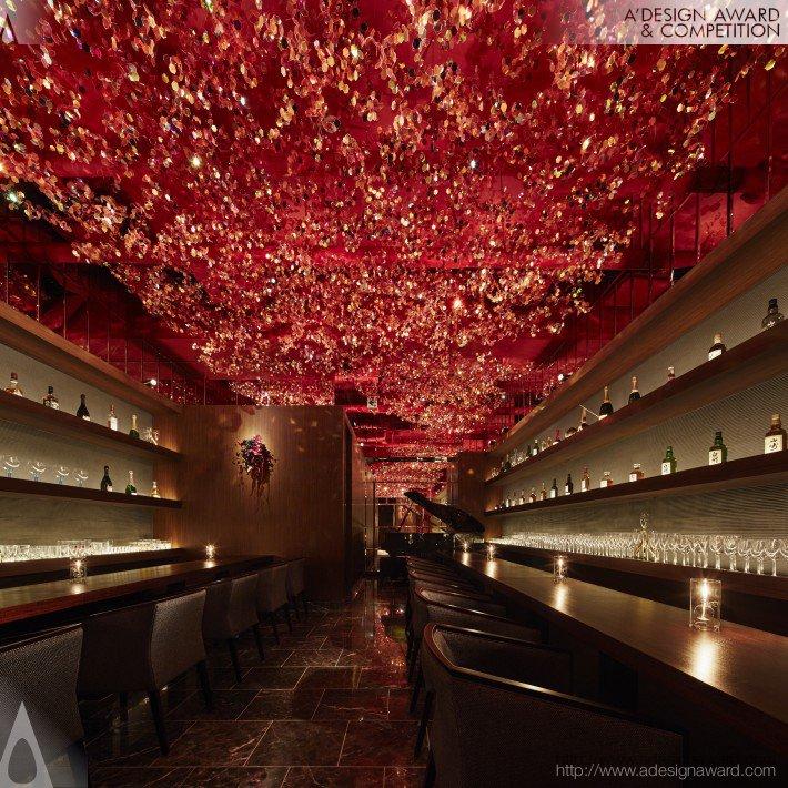 Ricca (Sakura in a Bar Design)