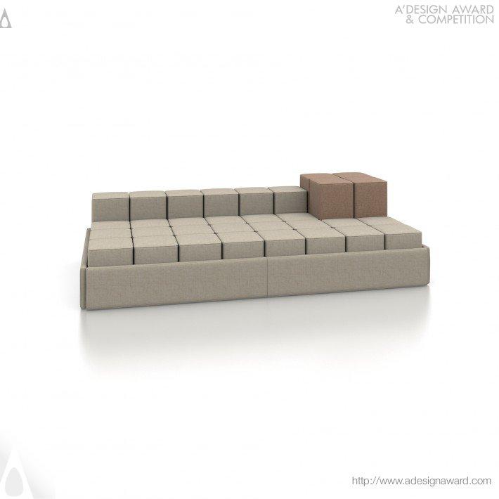 Le Cube (Sofa Design)