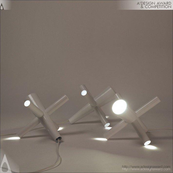 Axteroid (Lamp Design)