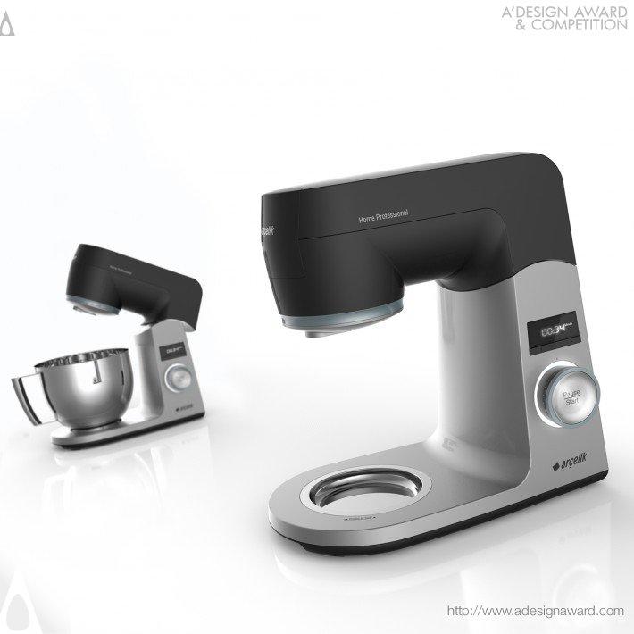 Professional Kitchen MacHine (Stand Mixer Design)