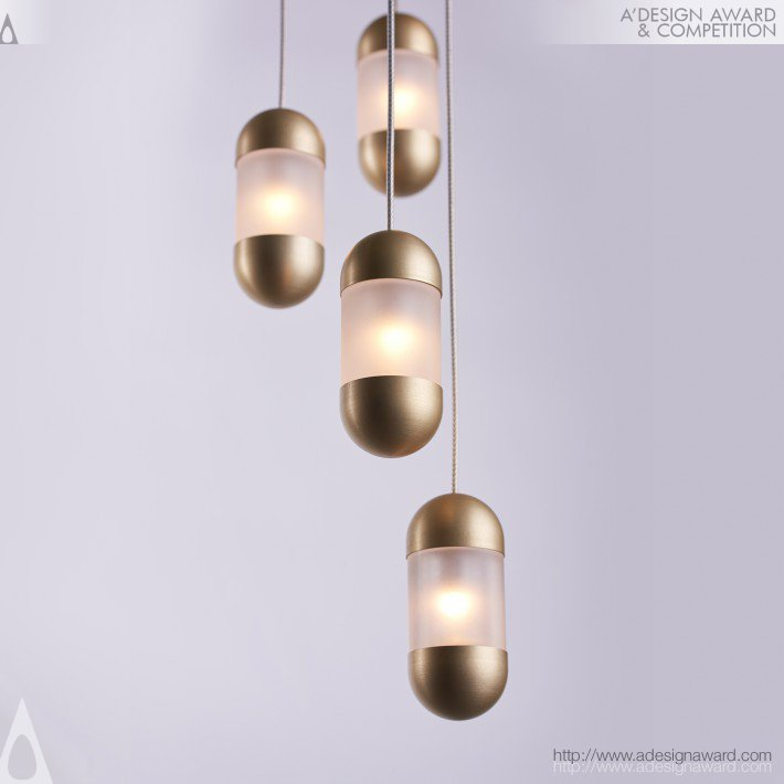 Maurice L. Dery - Olo Pendant Lamp