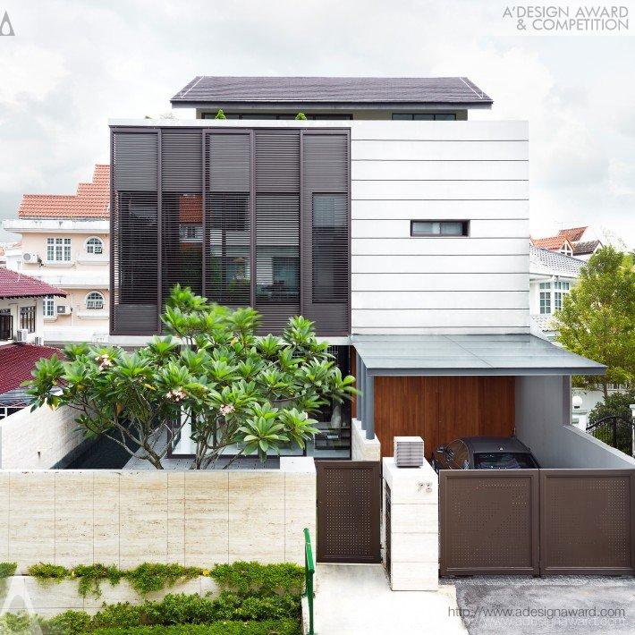 Screen House (Eco Residential Design)