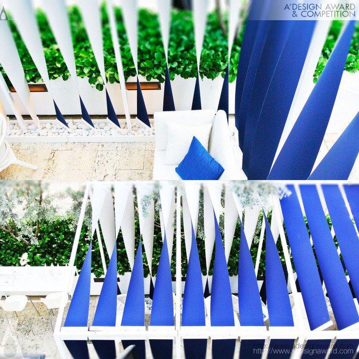 Twisty (Solar Power Generator and Shading System Design)