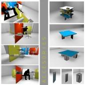 Multifunction Furniture multi function furniture. living cube furniture black box