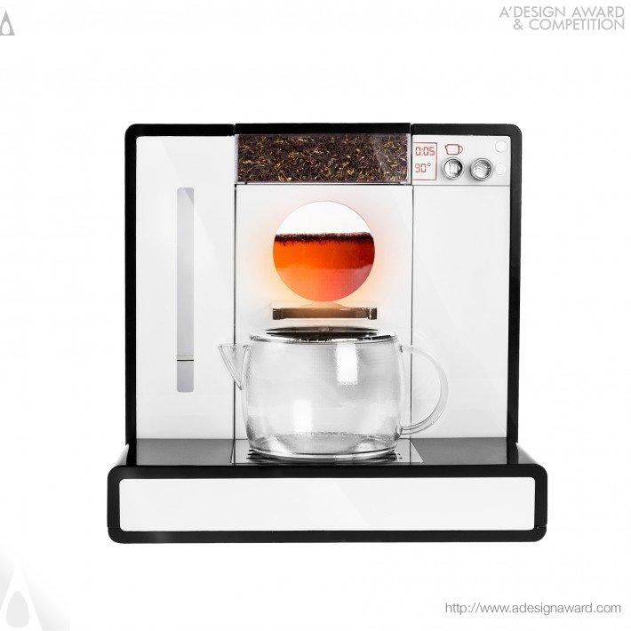 Tesera (Fully Automatic Tea MacHine Design)