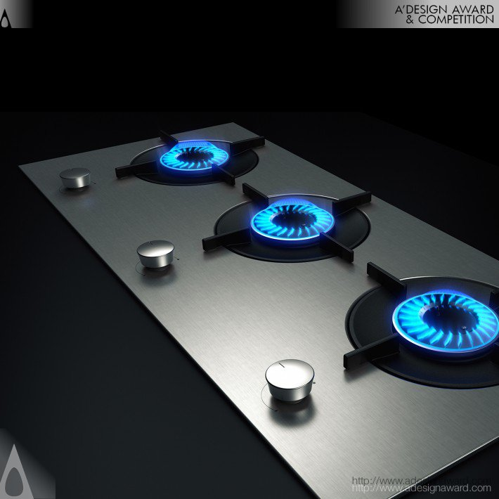 Luminist (Direct Flame Gas Hob System Design)