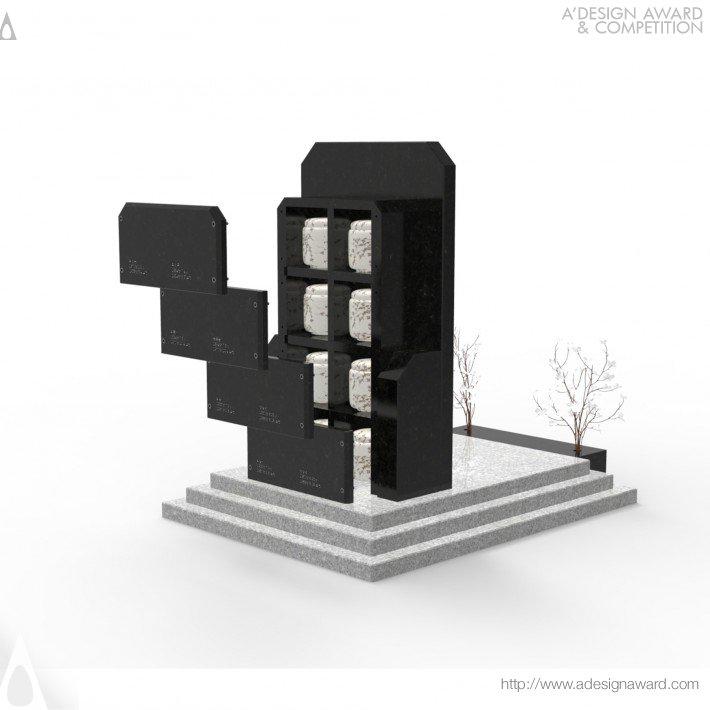 Reflected (Family Mausoleum Design)