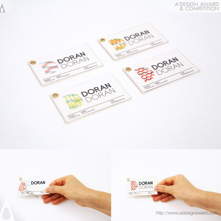 Doran Doran (Liquor Brand Design)